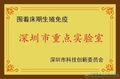 深圳市重點實驗室