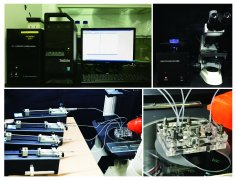 微流控芯片室