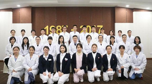 深圳中山泌尿外科医院生殖免疫中心团队